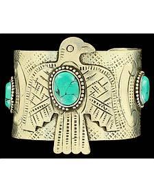 Blazin Roxx Thunderbird Cuff Bracelet