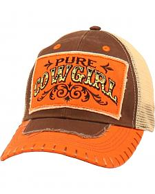 Blazin Roxx Pure Cowgirl Cap