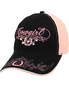 Blazin Roxx Cowgirl Horseshoe Cap