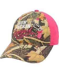 Blazin Roxx Gun Packin' Cowgirl Cap