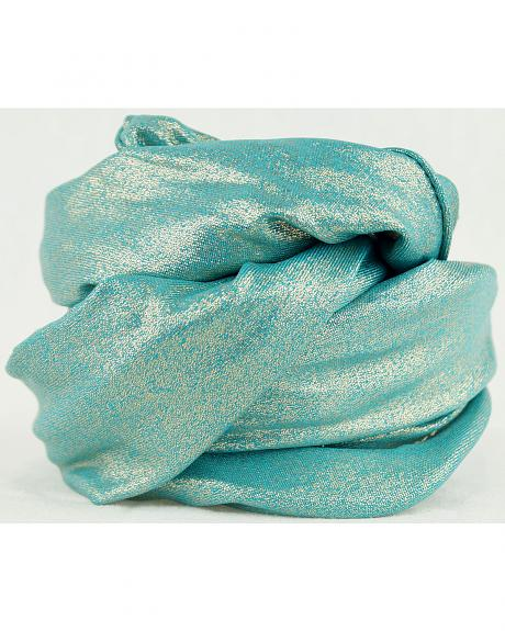 Pink Pewter Mint Shelly Flexible Multi-Use Wrap