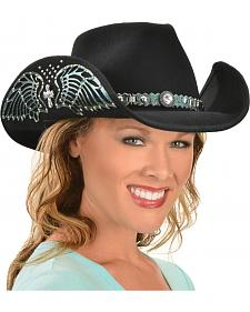 Bullhide Hats Women's Nobody But You Embellished Felt Cowgirl Hat