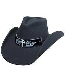 Bullhide State of Grace Black Hat
