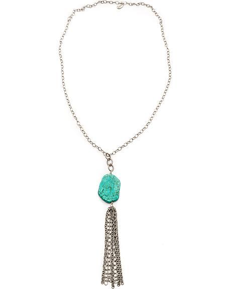 Julio Designs Brickell Tassel Necklace