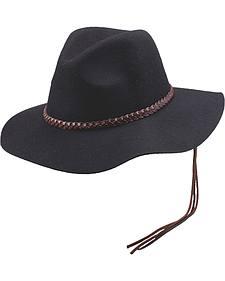 Women's Peter Grimm Golda Floppy Felt Hat