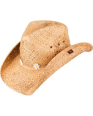 Peter Grimm Eliza Daisy Cowgirl Hat