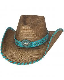 Bullhide Anything Goes Straw Cowboy Hat