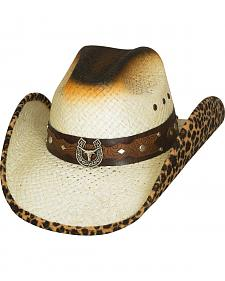 Bullhide Women's Love Is Free Straw Cowboy Hat