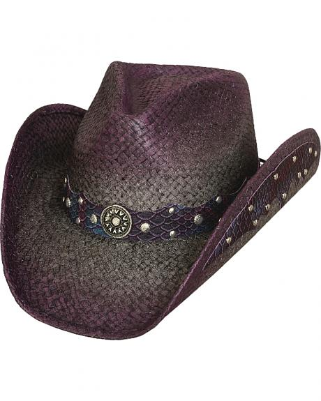 Bullhide Hats Where Are You Straw Cowboy Hat