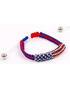 Ethel & Myrtle Women's American Spirit Adjustable Bracelet