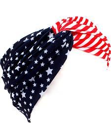 Ethel & Myrtle American Spirit Headwrap
