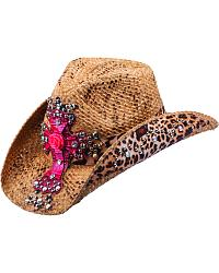 Straw Cowgirl Hats Under $60