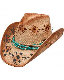 Charlie 1 Horse High Strung Straw Cowgirl Hat