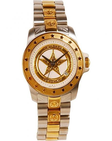 Justin Time� Texas Star watch