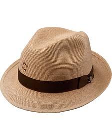 Charlie 1 Horse Women's Mojito Straw Fedora Hat