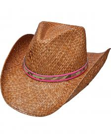 Charlie 1 Horse Women's Dare Me Straw Cowgirl Hat