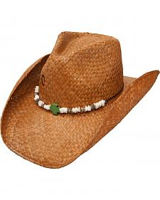 Charlie 1 Horse Women's Cross Your Heart Straw Cowgirl Hat