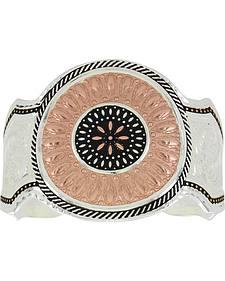 Montana Silversmiths Women's CrossCut Prairie Fire Cuff Bracelet