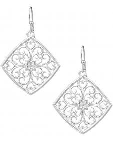 Montana Silversmiths Women's Sky Light Earrings