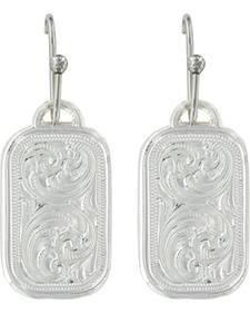 Montana Silversmiths Women's Mini Token Earrings