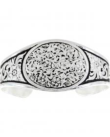 Montana Silversmiths Wild Bramble Cuff Bracelet