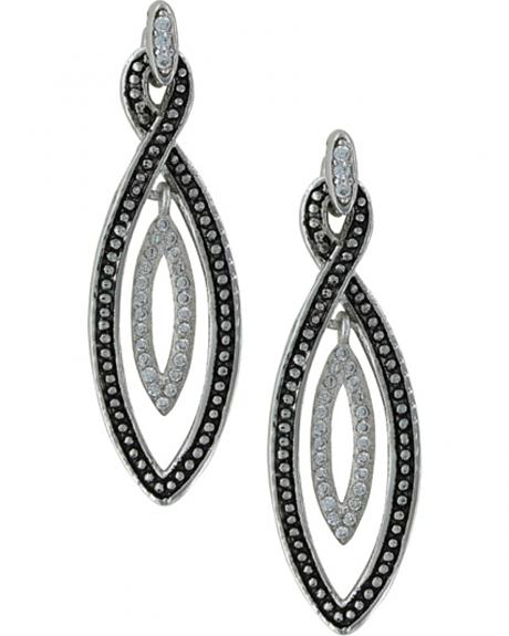 Montana Silversmiths Women's Flickers of Light Earrings