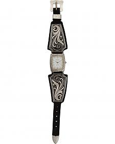 Montana Silversmiths Women's Western Lace Whisper Watch