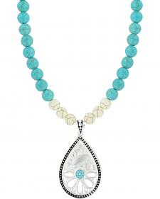 Montana Silversmiths Summer's Meadow Necklace