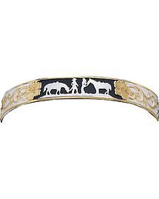 Montana Silversmiths Between Friends Cuff Bracelet