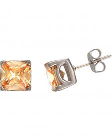 Montana Silversmiths Canyon Colors River Lights at Sunset Earrings