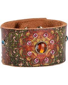 Blazin Roxx Hippie Cuff Bracelet