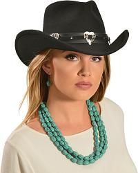 Julia Cowgirl Hat at Sheplers