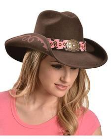 Bullhide Annie Oakley Cowgirl Hat