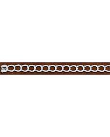 Kelly Herd Sterling Silver Horseshoe Bracelet