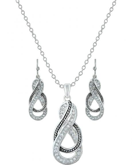 Montana Silversmiths Wrapped Up In You Jewelry Set