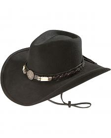 Bullhide Skynard Wool Felt Cowboy Hat