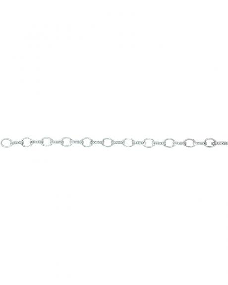 Montana Silversmiths Linked Bar Starlight Bracelet