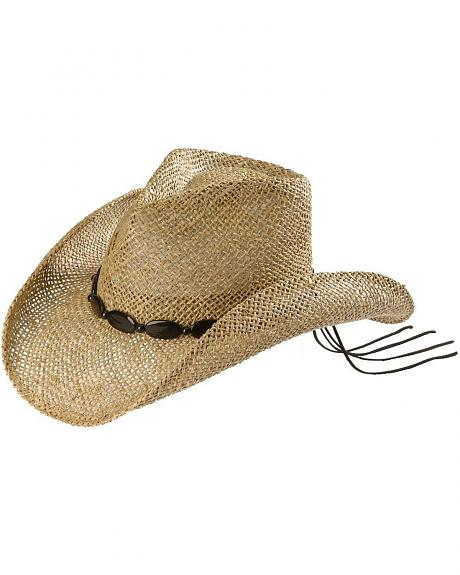 Charlie 1 Horse Acapulco Straw Cowboy Hat