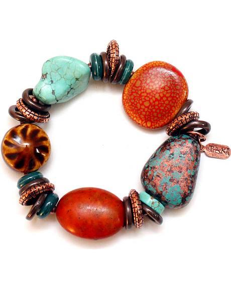Treska Women's Santa Fe Beaded Bracelet