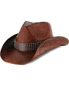 Shyanne Women's Hector Straw Cowgirl Hat