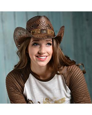 Bullhide Pure Country Straw Cowboy Hat