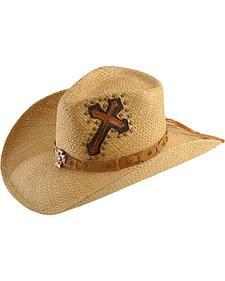 Bullhide Living on a Prayer  Cowboy Hat