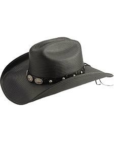 Bullhide Girls Lie Too Straw Cowboy Hat