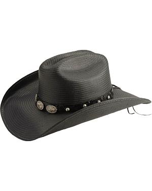 Bullhide Girls Lie Too Straw Cowboy Hat
