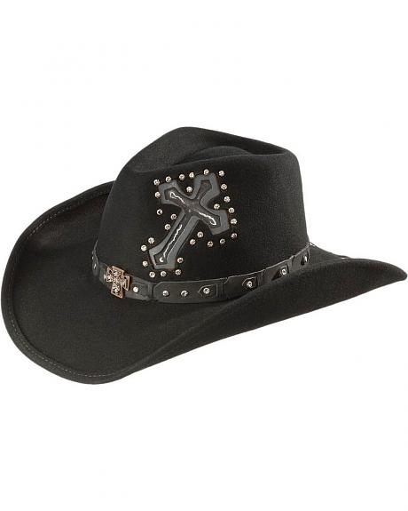 Bullhide State of Mind Wool Cowboy Hat