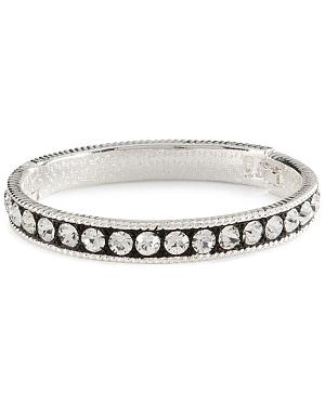 Montana Silversmiths 3 Rings Cubic Zirconia Bracelet
