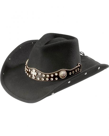Bullhide Moment 4 Life Wool Cowgirl Hat