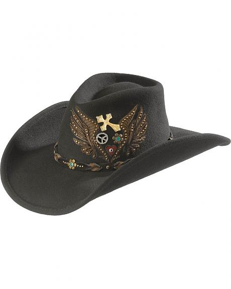 Bullhide Pursuit of Happiness Cowgirl Hat