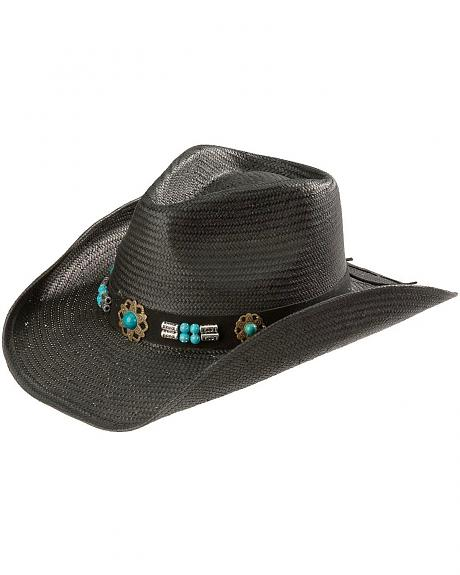 Bullhide Nothing On You Straw Cowgirl Hat