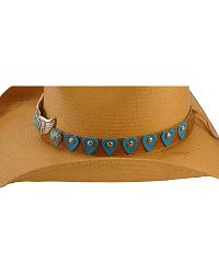 Bullhide River of Love Straw Cowgirl Hat at Sheplers